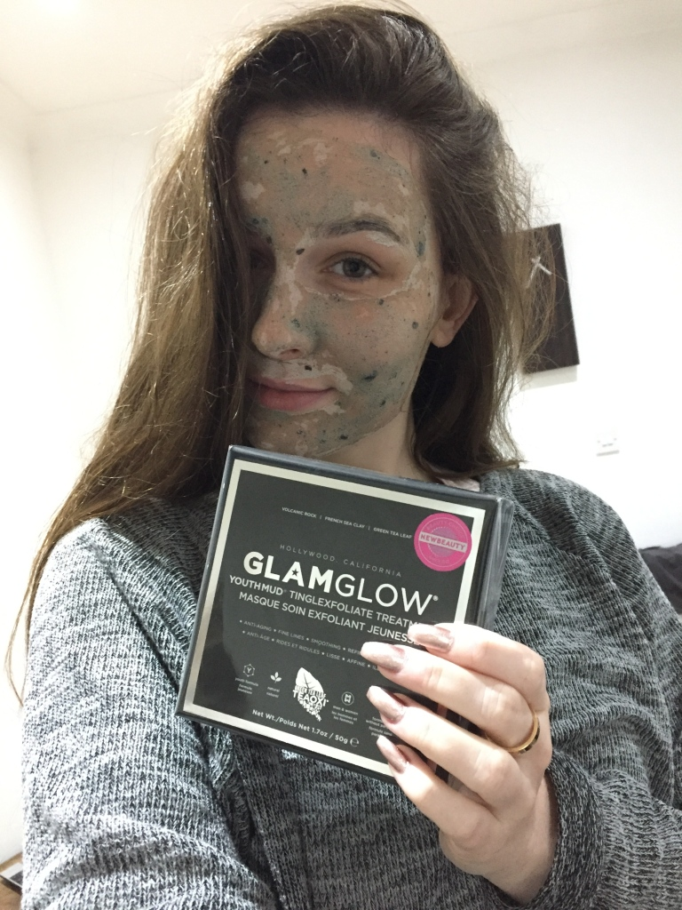 Reviews Of All Six Glamglow Masks Super Youth Thirsty Power Sensi Masker Face Mask Img 9231